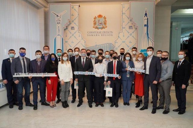 Приняли участие в круглом столе научно-образовательного центра «Инженерия будущего»
